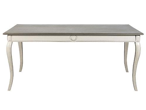 フランス家具 BLANC DIVOIRE ブランディボアール ダイニングテーブル 150x80
