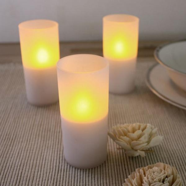 【6個セット】テーブルランプ Cuore LED candle クオーレ LEDキャンドル