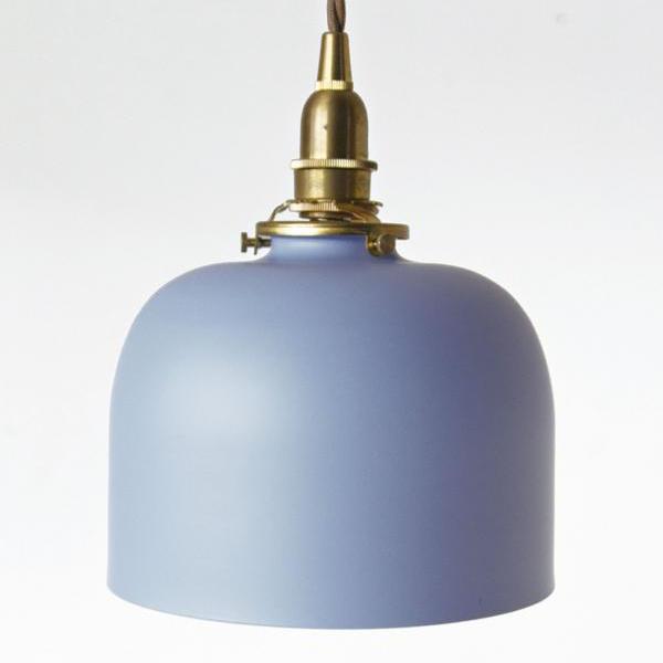 【シェード単体】アイアンシェード フェズ パウダーブルー 【推奨灯具:Aタイプ】
