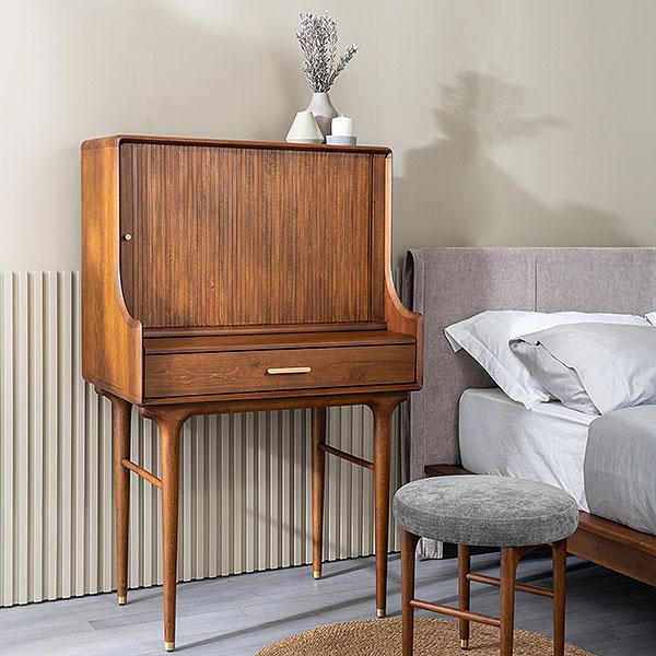 【開梱設置-m】北欧ヴィンテージ家具スタイル バニティデスク 本州送料無料 Nordic Furniture style