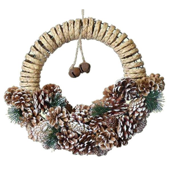 Natural Wreath ナチュラルリース White Pine M