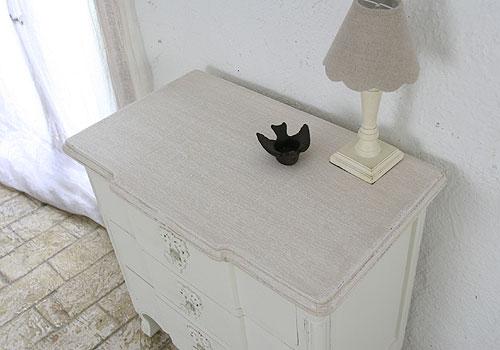Blanc d 39 ivoire - Chevet blanc d ivoire ...
